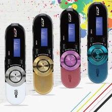 wholesale Superior Mini USB MP3 Player LCD Screen Support 32GB Micro SD TF Card Slot Digital mp3 music player FM Radio