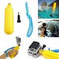Gopro handheld monopé bobber flutuador acessórios para hero aperto de mão gopro 4 3 + 2 1 xiaomi yi sj5000 sjcam sj4000 câmera de ação