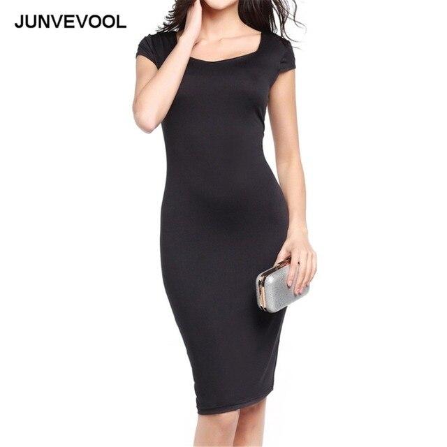 Bodycon Slim Dress Vintage Women Summer Office Wear To Work Clothing Female  Party Club Elegant Beach 681f8db42f29