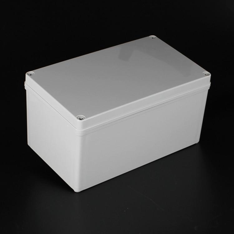 250*150*130mm IP67 Waterproof Plastic Electronic Project Box w/ Fix Hanger Plastic Waterproof Enclosure Box Housing Meter Box plastic enclosure for electronic box waterproof plastic box for electronic project 200 150 100mm