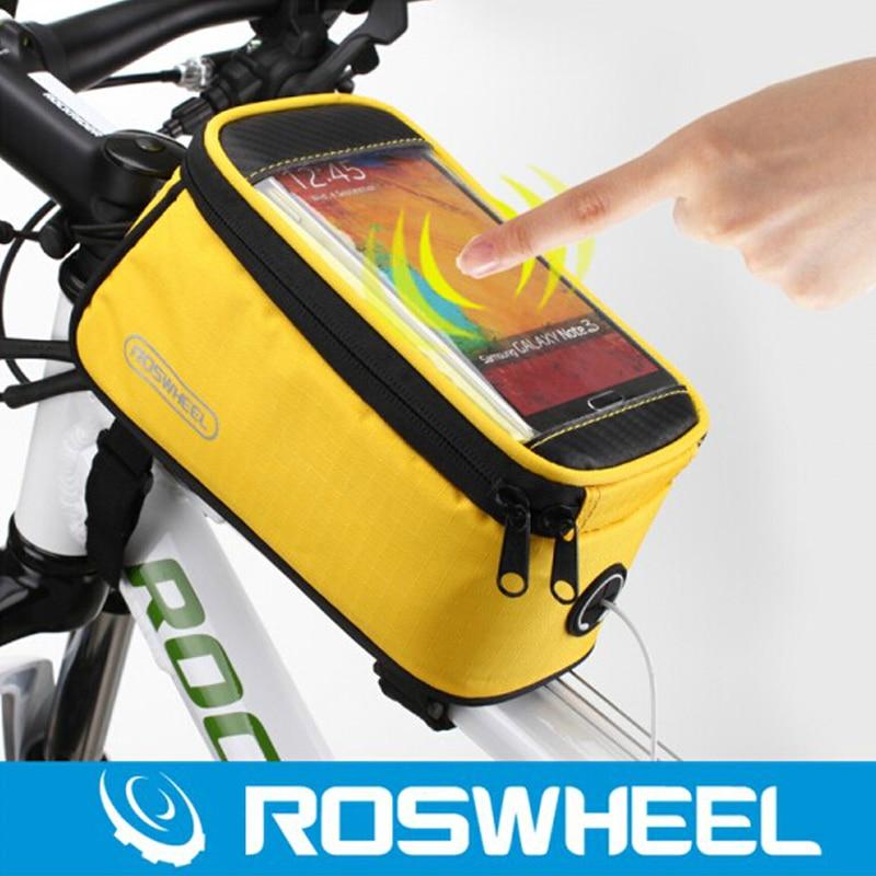 Bolsa de bicicleta Roswheel 4.2