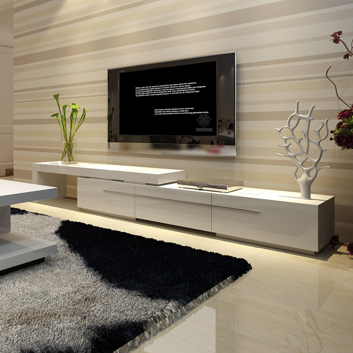 2013 retractable tv cabinet combination of the whitest brief black paint furniture every light. Black Bedroom Furniture Sets. Home Design Ideas