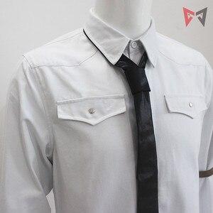 Image 3 - MMGG jeu PUBG champs de bataille Cosplay Costumes chemises blanches homme femme même Style vêtements de haute qualité pleine taille
