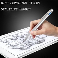 pen capacitive Precision Active Stylus pencil touch pen capacitive Screen Touch Pen drawing Writing for apple iPad for iPhone for Android (3)