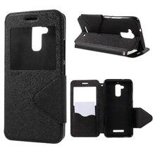 Рев Корея для ASUS Zenfone3 Max ZC520TL чехол для телефона Вид из окна кожаный флип чехол для Asus Zenfone 3 Max ZC520TL -черный