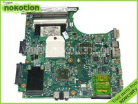 Laptop Motherboard For HP 6535s 6735s 494106 001 AMD Socker S1 DDR2 Mainboard Mother Boards Free