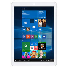 Teclast x98 plus ii pc de la tableta de 9.7 pulgadas windows 10 + android 5.1 Intel Cereza Z8300 Trail Quad Core 1.44 GHz 4 GB RAM 64 GB ROM