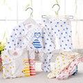 0-3 meses roupa do bebê recém-nascido primavera verão da marca de algodão esportes casuais terno para o amor da roupa do bebê infantil meninos sets meninas