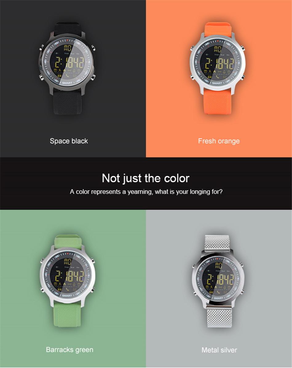 Makibes EX18 Bluetooth Sport Watch (13)