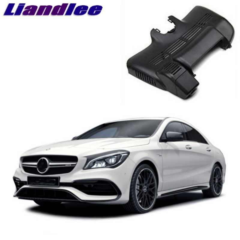 Liandlee For Mercedes Benz S MB C217 A217 Car Black Box WiFi DVR Dash Camera Driving Video Recorder