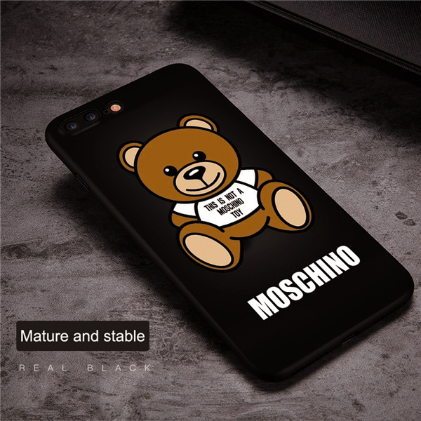 moschino coque iphone 7