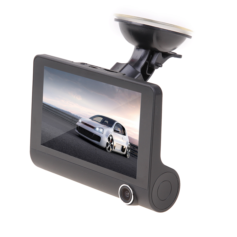 4.0 Inch Mini Dash Cam Car Dvr Wide Screen Camera Dashcam Full Hd Auto Car Camera Three Camera Night Vision Dvrs Car Dvr Cam