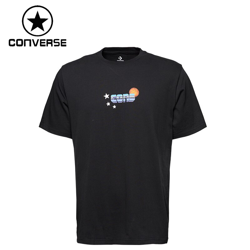 Original New Arrival 2019 Converse Mens T-shirts O-Neck Breathable shirt short sleeve SportswearOriginal New Arrival 2019 Converse Mens T-shirts O-Neck Breathable shirt short sleeve Sportswear