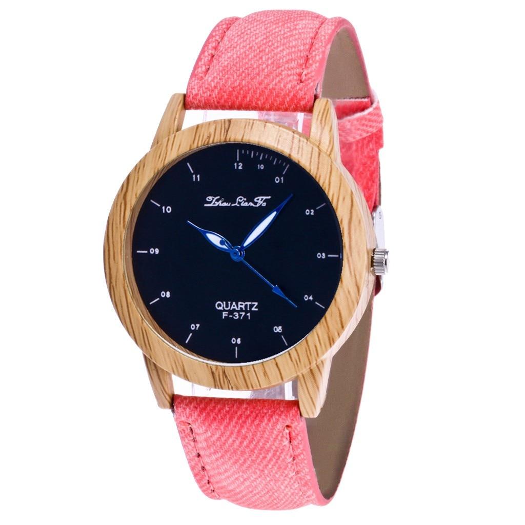 Fashion ladies watch Denim wrist watches Retro Trend Women's Watch Fashion Student women watches zegarek damski reloj mujer #XTN
