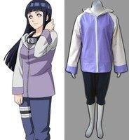 NARUTO Hyuga Hinata cosplay halloween costumes
