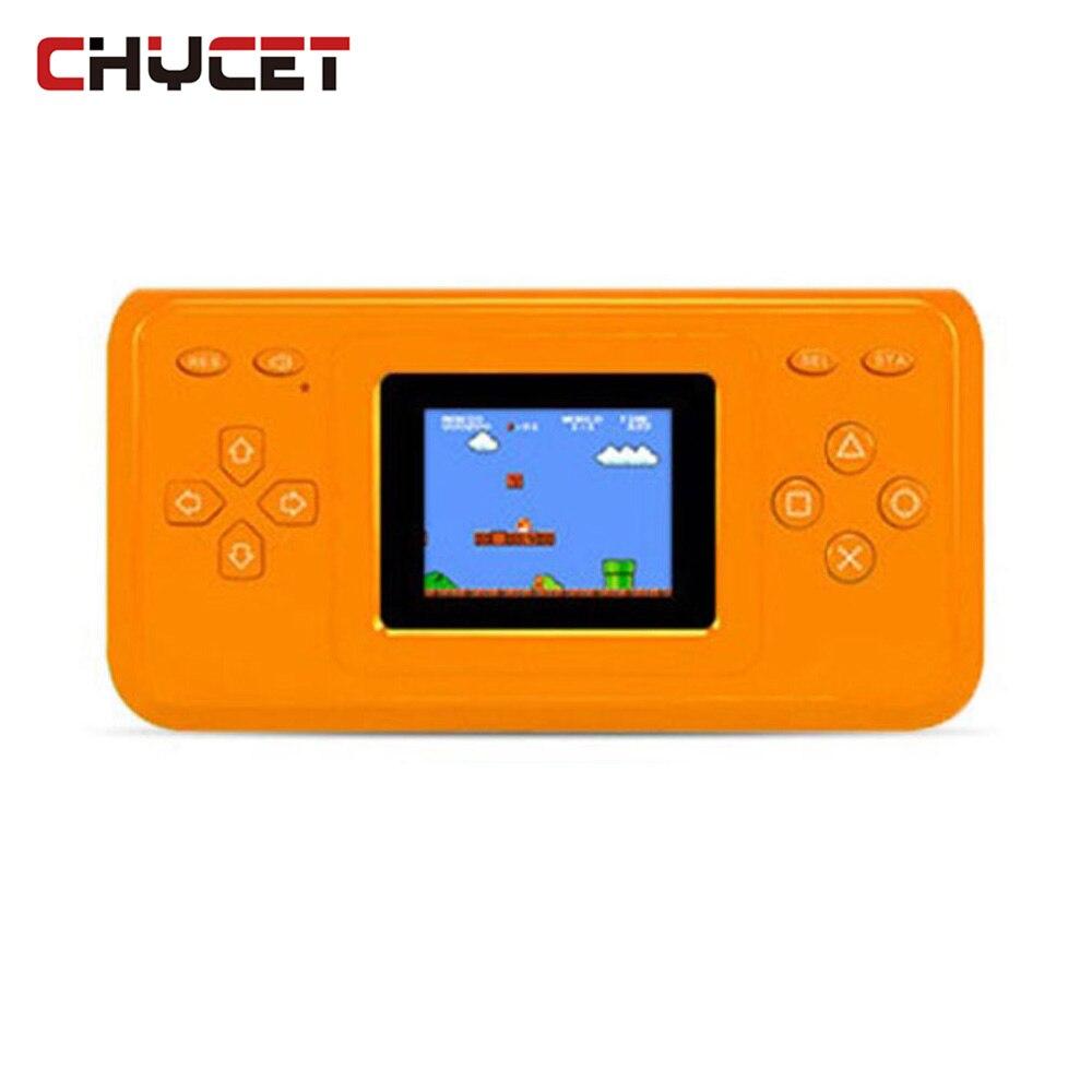 RS-18 8bit Jeu Console 1.8 pouce LCD 120 Jeux Classiques À L'intérieur De Poche Joueur de Jeu Vidéo pour les enfants Enfants Jouets