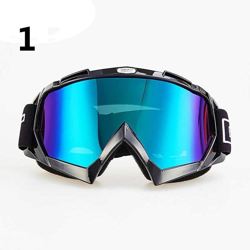 Prix pour Multi 6 Couleur Cyclisme Ski Snowboard Double Lentille Anti-UV Ski Lunettes De Protection lunettes de Soleil