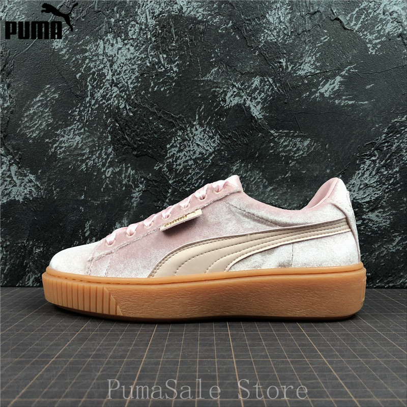 a0556360831 Detail Feedback Questions about Puma Basket Platform Tween JR ...