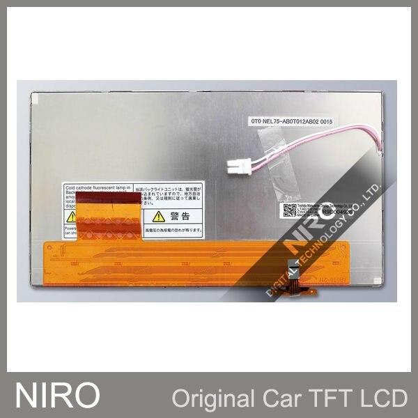 Niro DHL/EMS A+ автомобильный TFT ЖК-мониторы от LTA070B1M0F