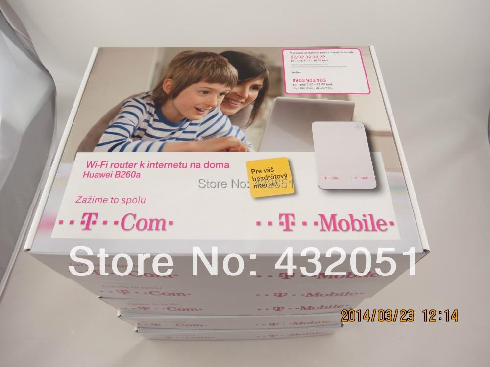 Huawei B260a 3G Wireless gateway router unlocked
