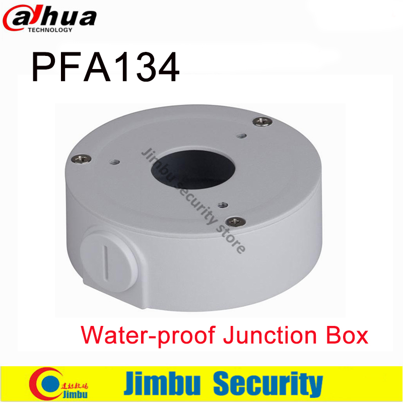 Dahua Bracket Junction box PFA134 loading bearing 1kg aluminum 90mmX35MM for bullet camera HFW11 HFW10 HFW8 HFW1