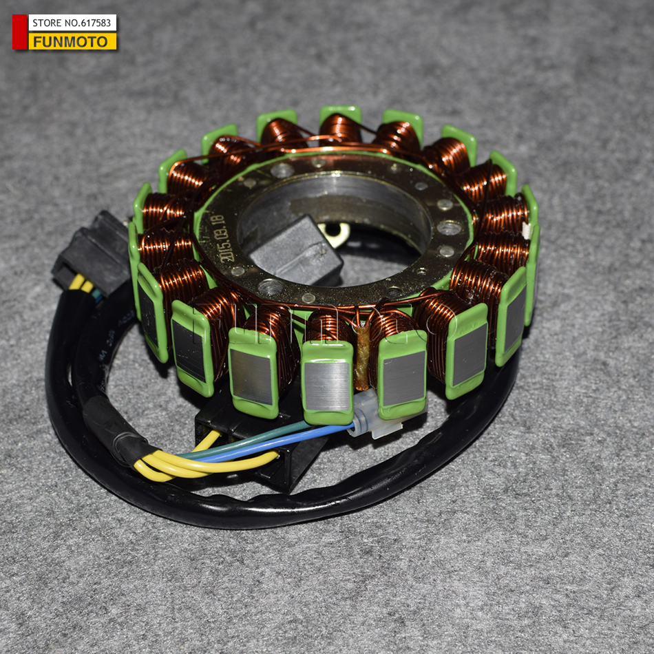 Aliexpress Com   Buy Magnetic Motor Stator Suit For Cf188   Cf500atv  Cfx6  Cfz6  Cf600utv Magneto