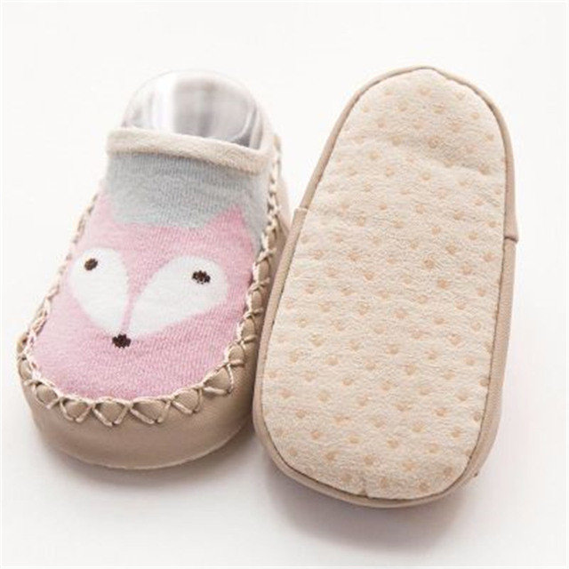 Animal Printed Socks for Babies