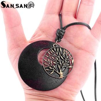 Collier ethnique arbre de vie