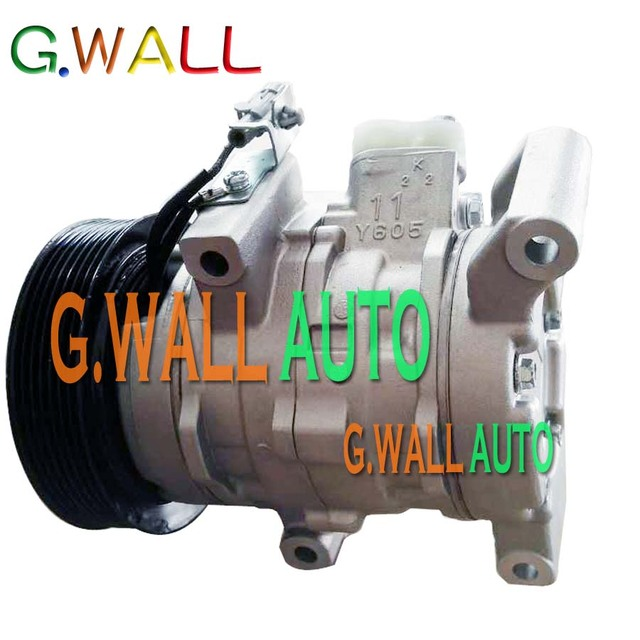 New 10S11C Air Conditioning Compressor For TOYOTA HILUX III Pick up
