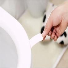 Горячая Распродажа 1 шт. сиденье для ванной приспособление для подъема сиденья унитаза ручка Избегайте прикосновения гигиеническая чистая подъемная наклейка инструмент ванная комната поставка
