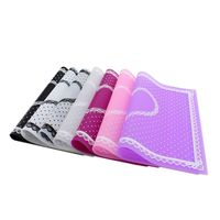 Cushion Lace Table Washable Foldable Mat Pad 7 Colors Nail Art Salon Manicure Practice Silicone Pillow Hand Holder Health & Beauty