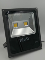Factory price LED flood light 100 watts replace 400 watts halogen flood lighting fedex/dhl free shipping 100W floodlights