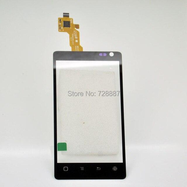 Màu đen K-touch W806 di động Android Mobile điện thoại capactive thay thế màn hình cảm ứng digitizer miễn phí vận chuyển