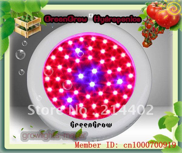 Free Shipping 5band 50W(50*1W) Led Grow Light By China Post Air Mail,high Quality With 3years Warranty,dropshipping