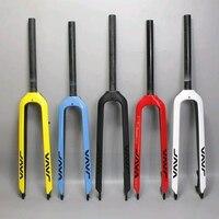 JAVA 27.5/29Tory T800 & Carbon Fork MTB 29er Rigid Forks Disc Brake 28.6mm Steerer