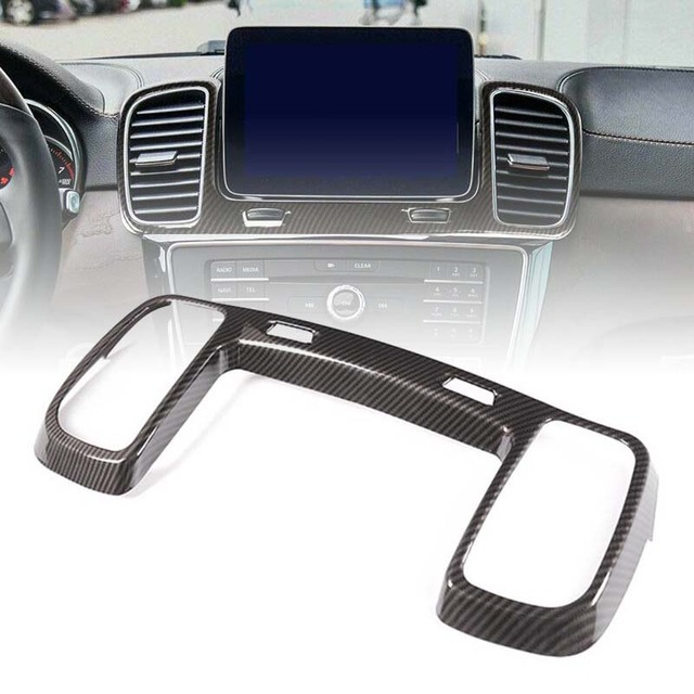Car Air Vent Outlet Console Cover For Mercedes-Benz GLE W166 Coupe C292 Parts