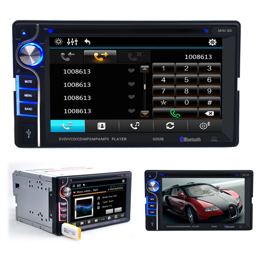 cd-player-for-car.htmlnew arrival double 2 din 6