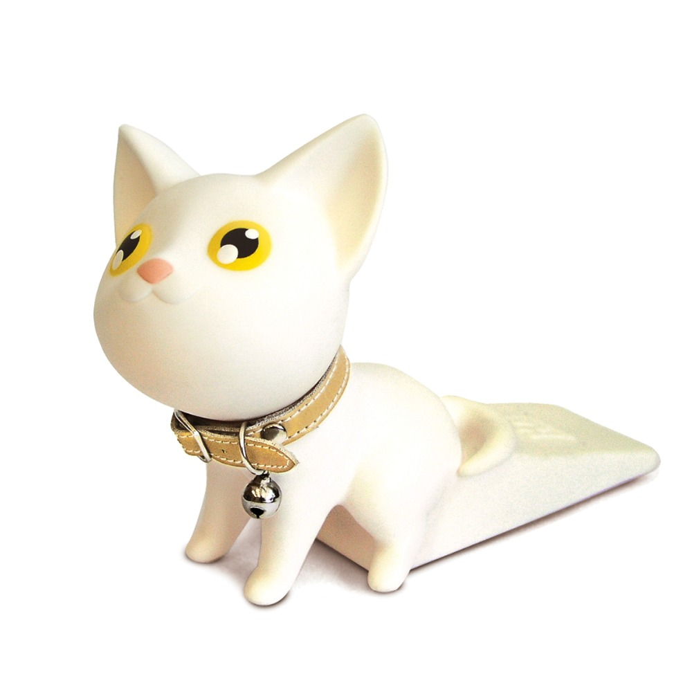 Semk Cat Door Stopper PVC Vinyl Action Figure Toys Safety Doorstop Protector Cute Cartoon Animal Guard Stopper one piece figure-in Action u0026 Toy Figures from ...  sc 1 st  AliExpress.com & Semk Cat Door Stopper PVC Vinyl Action Figure Toys Safety Doorstop ...