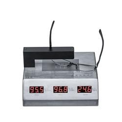 Wysoka wydajność UV niebieski blokowanie obiektyw cyfrowy miernik transmisji niebieskie światło szklane transmisję UV Vsible spektrum światła Tester w Sprzęt do testowania od Narzędzia na