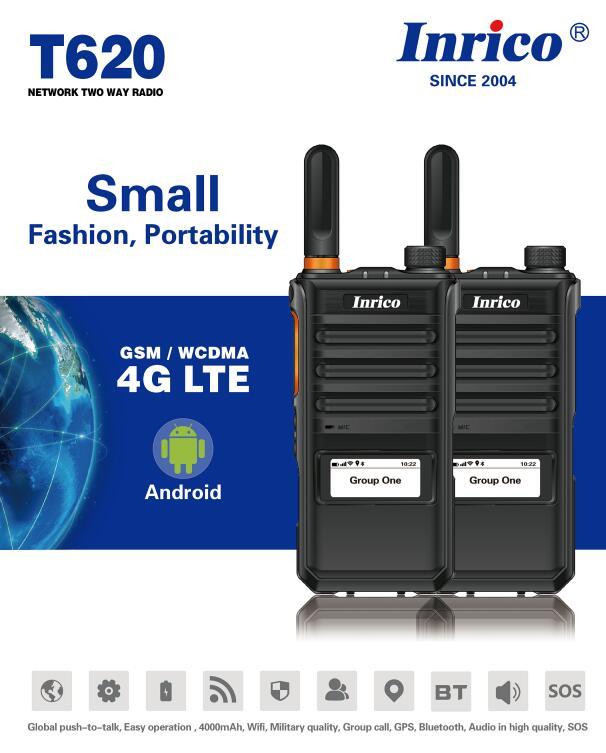 4G LTE pousser pour parler radio bluetooth wifi GPS Android 7.0 talkie-walkie 50 KM distance de communication radio bidirectionnelle4G LTE pousser pour parler radio bluetooth wifi GPS Android 7.0 talkie-walkie 50 KM distance de communication radio bidirectionnelle