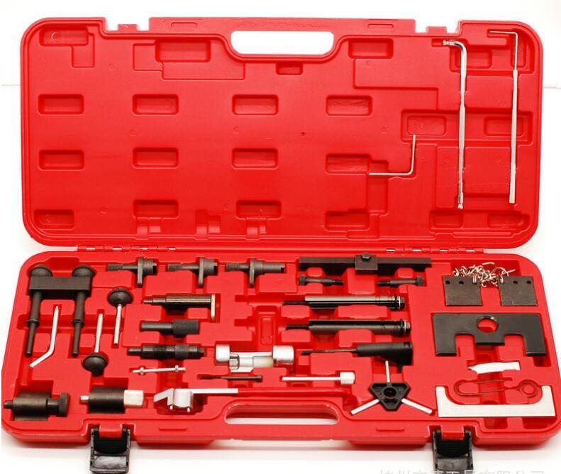 Engine Timing Tools Set,34X Camshaft Tools Petrol Diesel Belt Change Tool