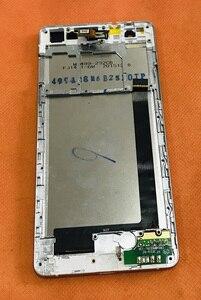 Image 2 - Pantalla LCD Original antigua + Cristal de pantalla táctil digitalizador + marco para CUBOT X16 S X16S 5,0 pulgadas MT6735A Quad Core envío gratis