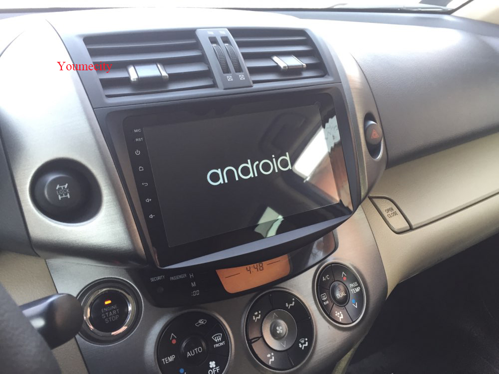 Youmecity Octa Core Android 7 1 Car head unit Media Player for Toyota RAV4 Audio Video