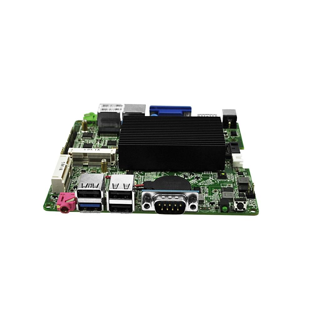 QOTOM ミニ Itx マザーボード celeron j1900 プロセッサオンボード、クアッドコア 2 Ghz の、最大 2.42 ghz の、デュアル lan マザーボード DC 12V