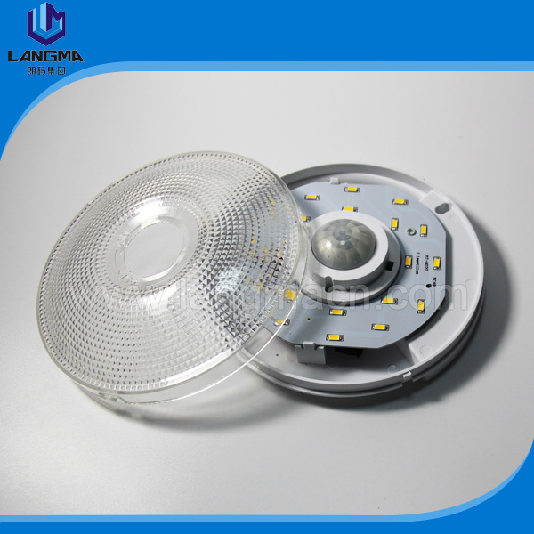 Led Ceiling Lights With Sensor: 7W PIR+light Sensor PIR Motion Sensor Led Ceiling Lamp
