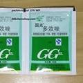 40 bolsas de 10 g/bolsa paclobutrazol 15% wP polvo mojable
