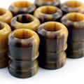 """10x Classical Resin Handles For Shaving Brush Fit Approx 21.5mm/0.84"""" Hair Knot"""