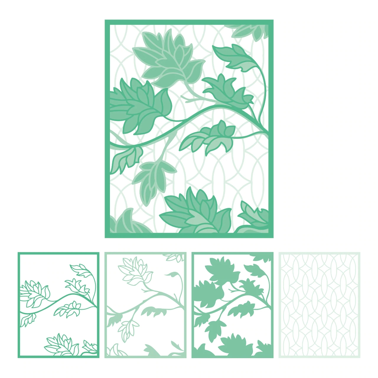 2019 DIY New Arrival Layered Metal Cutting Dies And Scrapbooking For Paper Making Flower Leaf Embossing Stamps Frame Card Craft