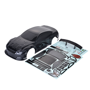 Image 2 - HSP RC Body Shell for HSP Redcat Exceed 1/10 Scale 4wd On Road Racing Drift with Stickers