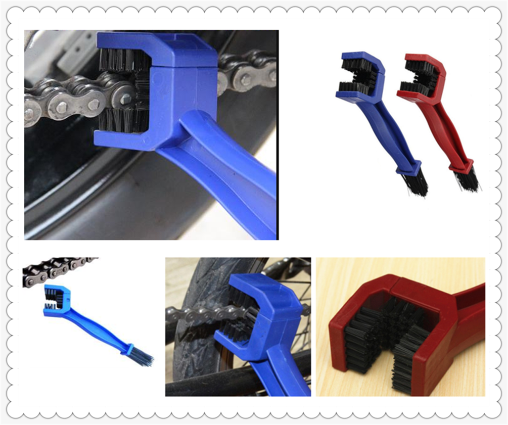 Motorcycle Accessories & Parts Frames & Fittings Considerate Motorcycle Modeling Sprocket Wheel Cleaning Brush Gear Bicycle For Honda Cbr250r Vfr 1200 F St 1300 Black Spirit Nc750 S X 2019 New Fashion Style Online